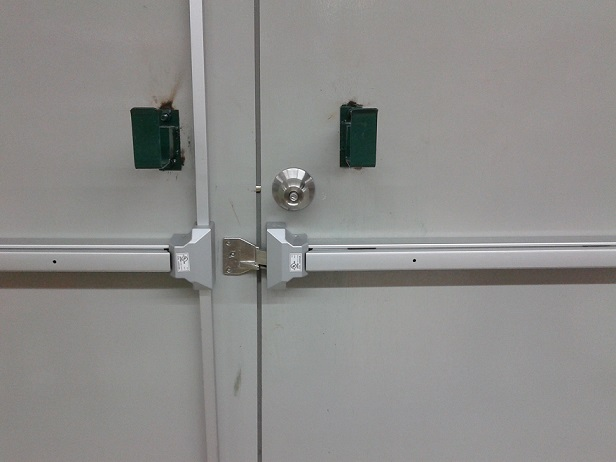 United Locksmith Amp Servicing Centre Panic Exit Device